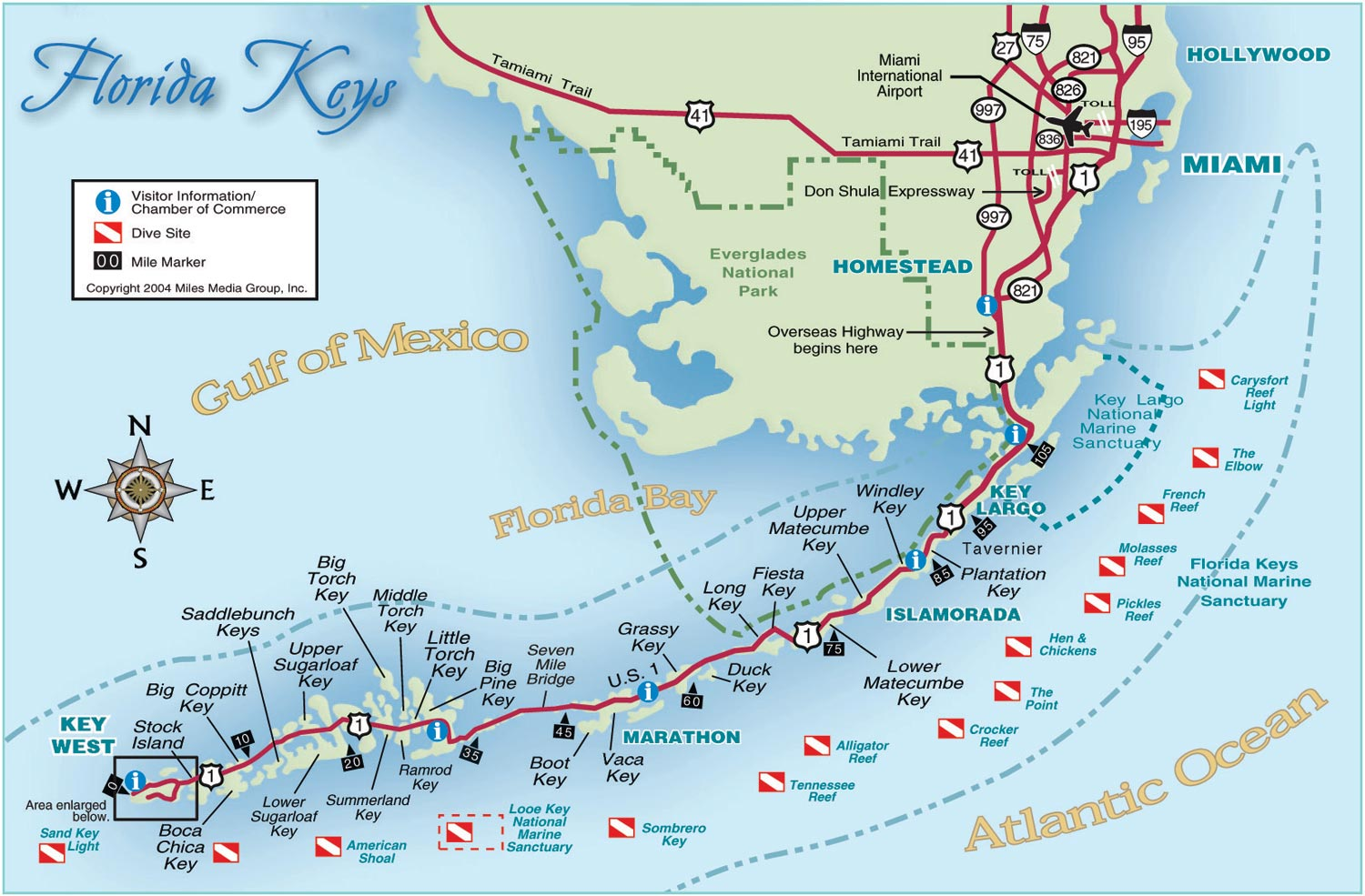 Florida keys luxury vacation rentals key west property management about map gumiabroncs Image collections